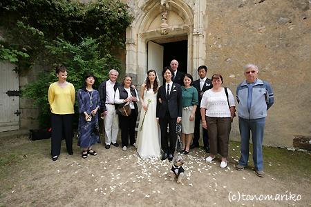 伯爵様の結婚式_c0024345_0103850.jpg