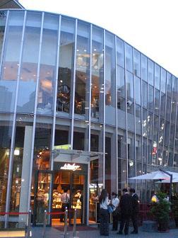 マキシム・ド・パリへ行ってきました。_d0069649_20111852.jpg
