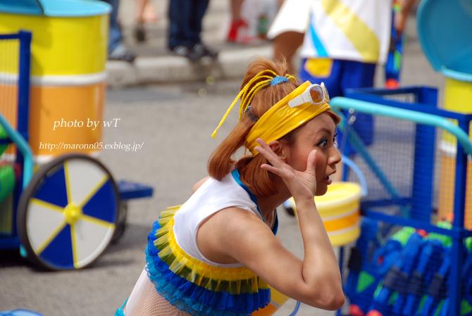 夏のUSJ ~ユニバーサル・ウォーターパレード(2) _f0019849_0143753.jpg