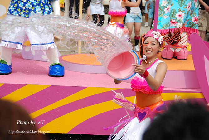 夏のUSJ ~ユニバーサル・ウォーターパレード(2) _f0019849_0164929.jpg