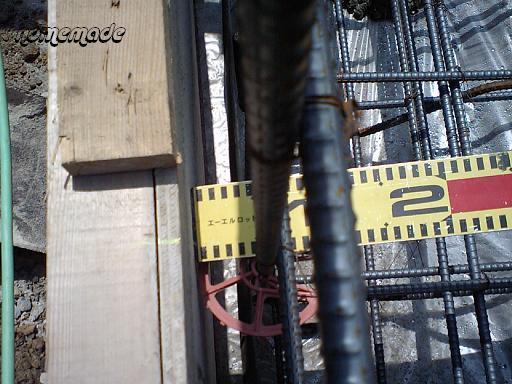 基礎工事4 深基礎ベース打設_c0108065_17183326.jpg