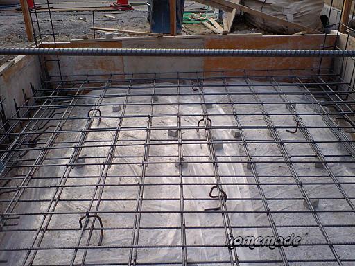 基礎工事3 深基礎ベース配筋_c0108065_17414094.jpg