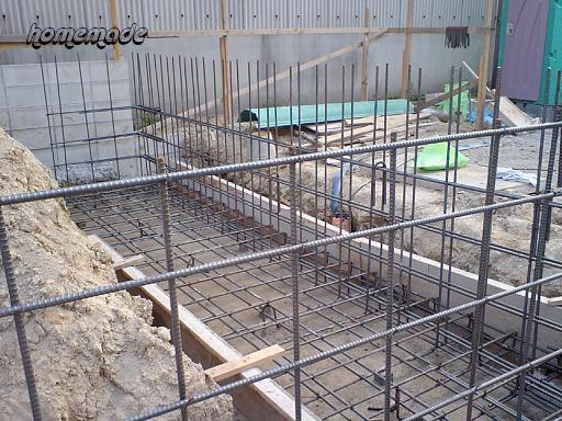 基礎工事3 深基礎ベース配筋_c0108065_17414972.jpg