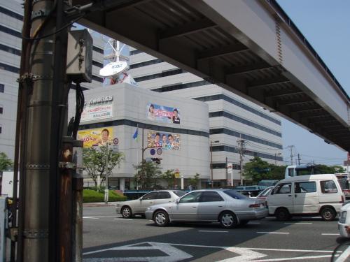 福岡も暑かーーー_a0077071_1921996.jpg