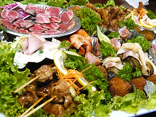 夏の麺あるき亭 with「景山氏@空海」_f0080612_1520390.jpg