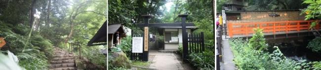 京都 vol.4  <鞍馬から貴船へ山越え>_c0118352_22513176.jpg