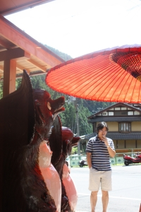 京都 vol.4  <鞍馬から貴船へ山越え>_c0118352_710043.jpg