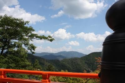 京都 vol.4  <鞍馬から貴船へ山越え>_c0118352_8333942.jpg