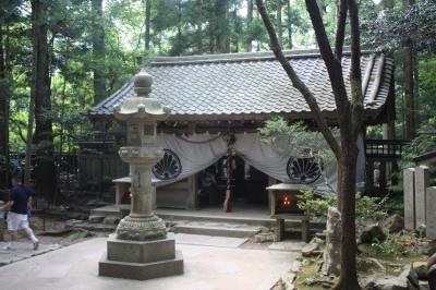 京都 vol.4  <鞍馬から貴船へ山越え>_c0118352_8515591.jpg