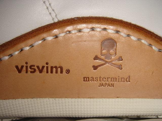 mastermind JAPAN × VISVIM_f0011179_2355825.jpg
