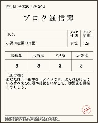 通信簿_f0129627_7284281.jpg