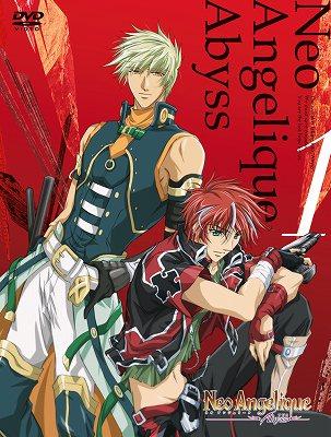 『ネオ アンジェリークAbyss 』 DVD第1巻 7月25日発売!!_e0025035_1953484.jpg