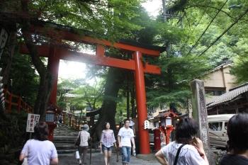 京都 vol.5  <貴船・川床>_c0118352_0334240.jpg