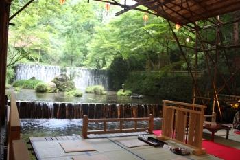 京都 vol.5  <貴船・川床>_c0118352_433358.jpg