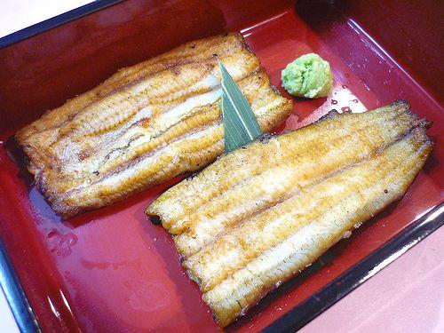 渋谷鰻の松川 土用の鰻 と フィオレンティーナのフルフルデザート。。。.゚。*・。♡_a0053662_20575395.jpg