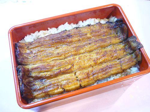 渋谷鰻の松川 土用の鰻 と フィオレンティーナのフルフルデザート。。。.゚。*・。♡_a0053662_2058920.jpg