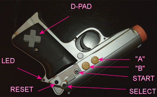 ファミコン内蔵、光線銃。_c0004568_23473647.jpg