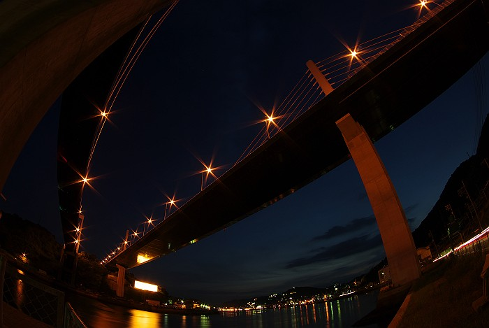 尾道大橋VS新尾道大橋_c0152379_6242682.jpg