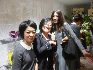 祝 ♪ WATOSA 路面店オ〜プニングPAR〜TY〜!_f0164187_1622436.jpg