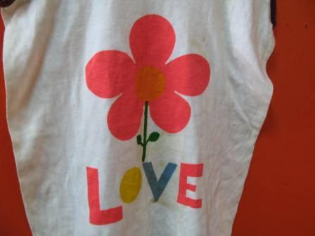 7月26日(土) 入荷!70'S LOVE タンクTOP!!デッドストック!_c0144020_1359135.jpg