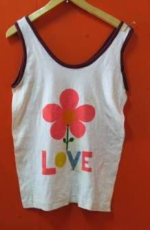 7月26日(土) 入荷!70'S LOVE タンクTOP!!デッドストック!_c0144020_1359149.jpg