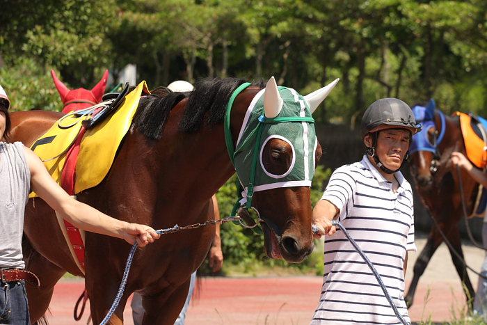 濱田達也騎手、3勝目~_a0077663_18302130.jpg