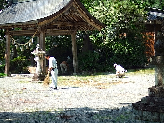 平成20年 護山神社麦初穂祭_b0123970_15183441.jpg