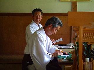 平成20年 護山神社麦初穂祭_b0123970_15404315.jpg