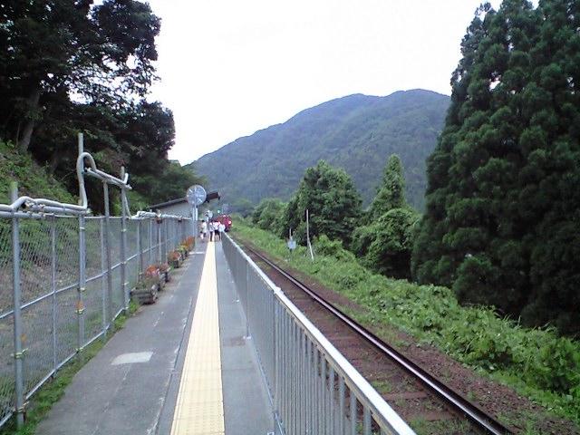 赤い虹と、空の上の列車 (餘部)_b0005281_2265960.jpg