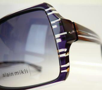 alain mikli(アランミクリ)サングラス!!   by ヌーヴェルブティック_f0076925_1728432.jpg