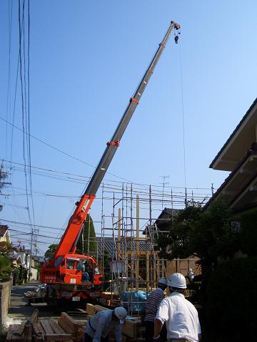 住宅 松本市 F邸 上棟式_b0146238_2210327.jpg