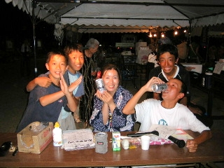 2008/7/26  第三回 志井夏まつり_f0043559_23422211.jpg