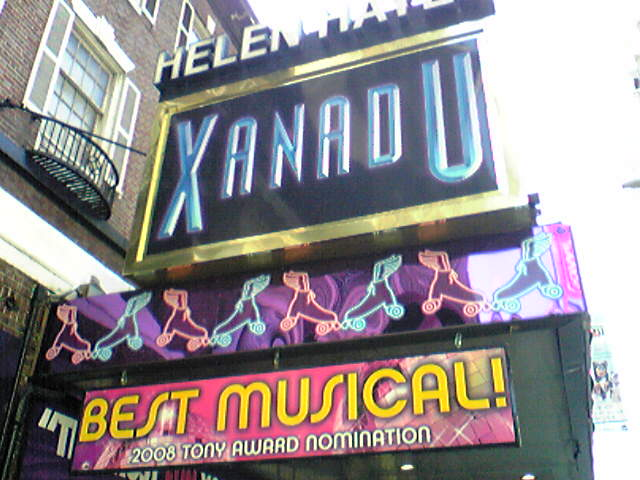 Musical XANADU and more..._e0142585_10274984.jpg