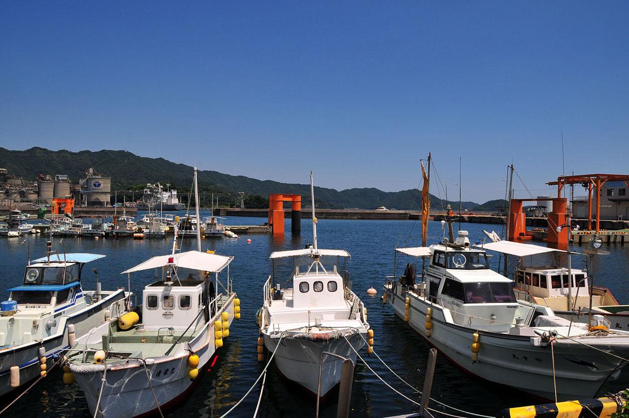 青い海と空 (大分県津久見市) 壁紙写真_f0172619_13202580.jpg