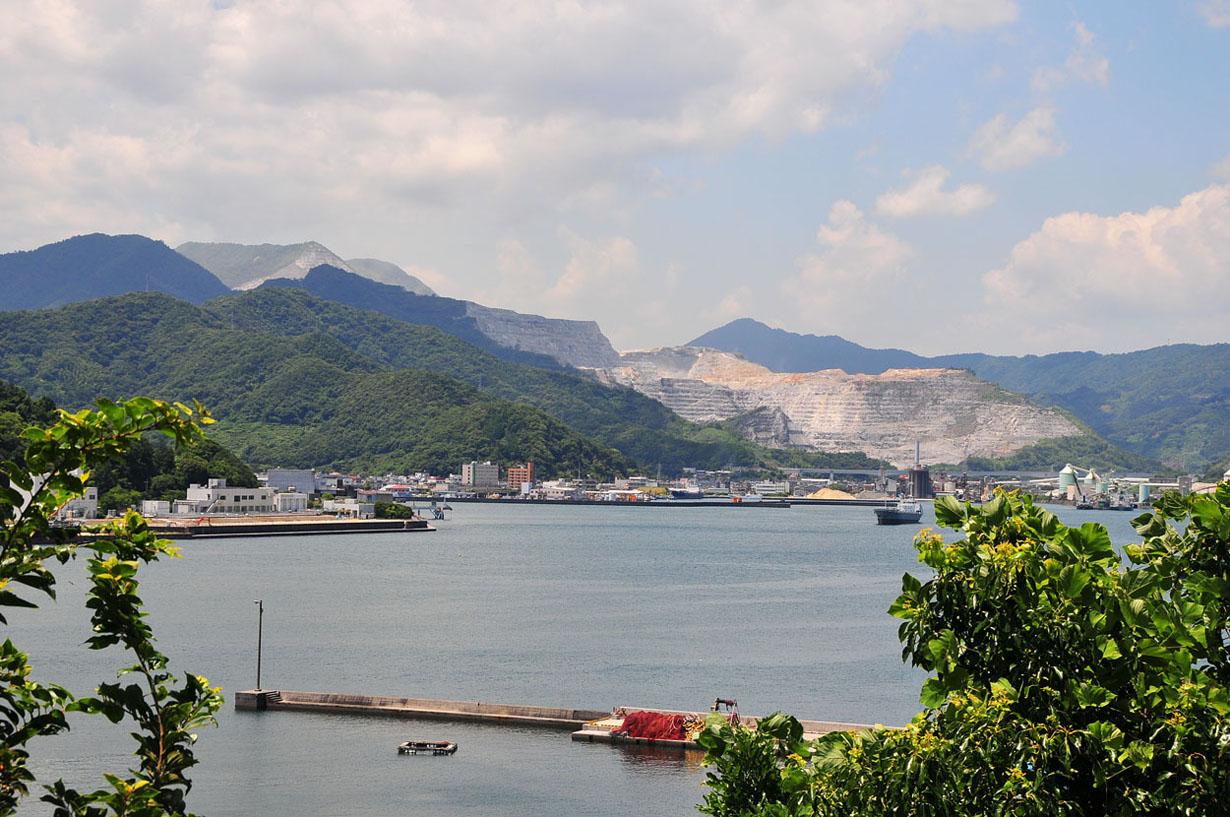 青い海と空 (大分県津久見市) 壁紙写真_f0172619_13204662.jpg