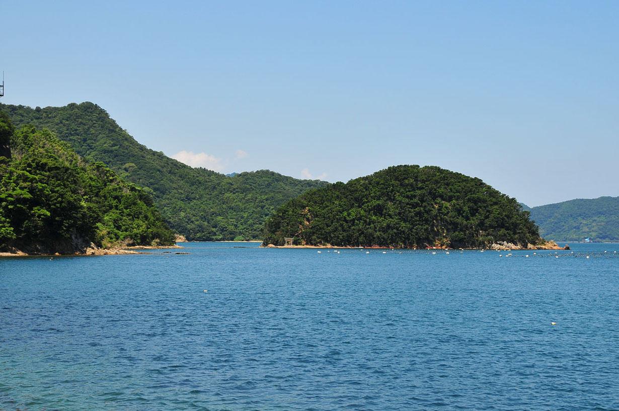 青い海と空 (大分県津久見市) 壁紙写真_f0172619_13224350.jpg
