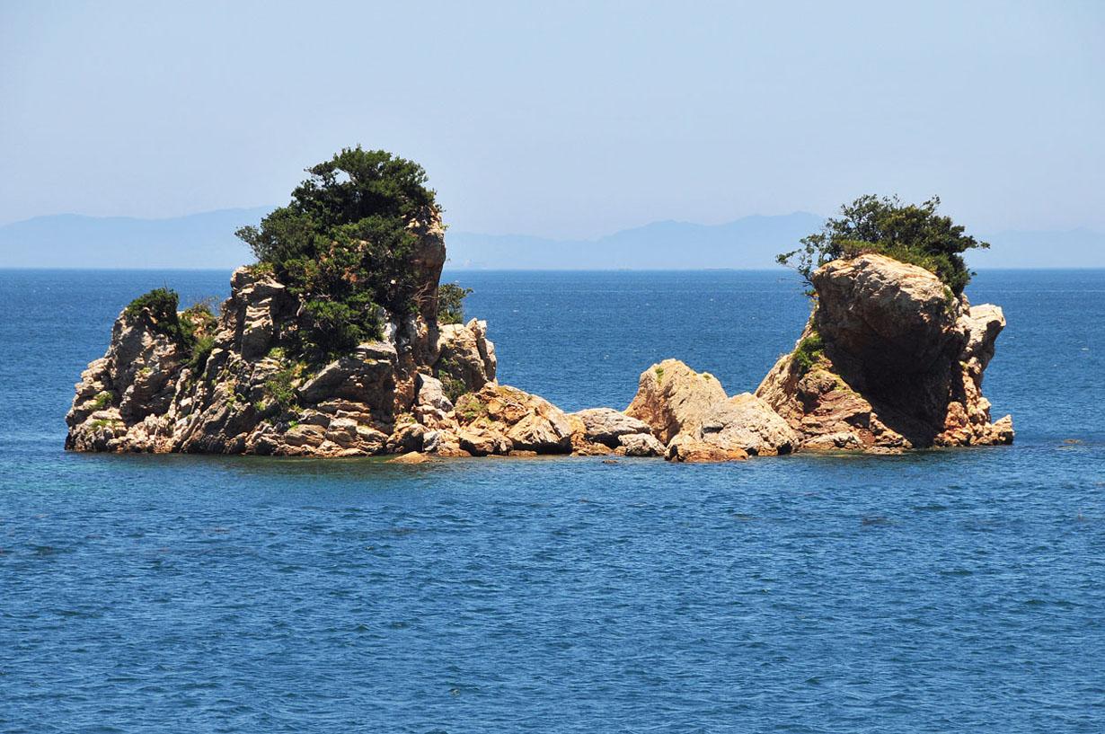 青い海と空 (大分県津久見市) 壁紙写真_f0172619_13233751.jpg