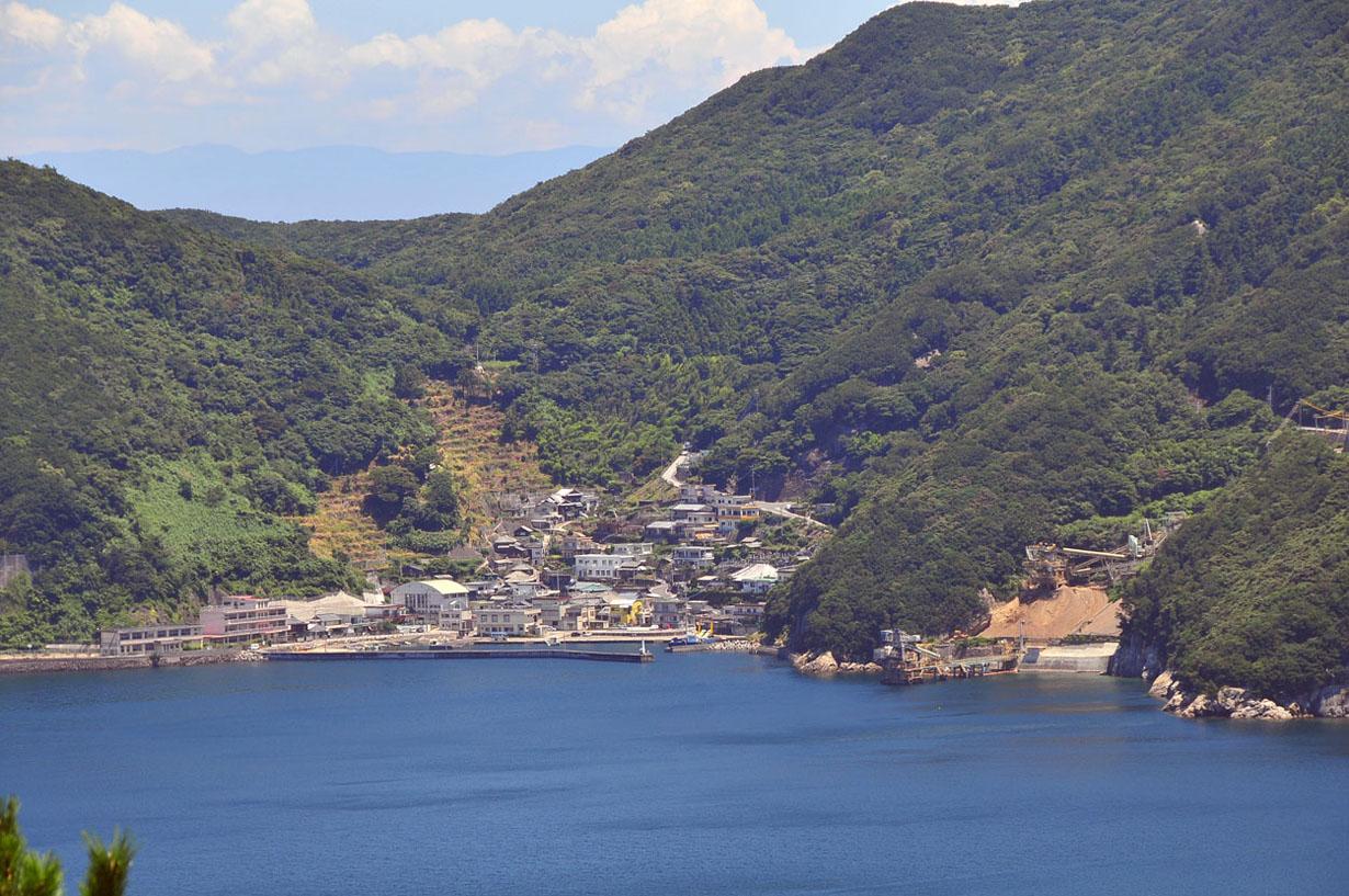 青い海と空 (大分県津久見市) 壁紙写真_f0172619_13235415.jpg