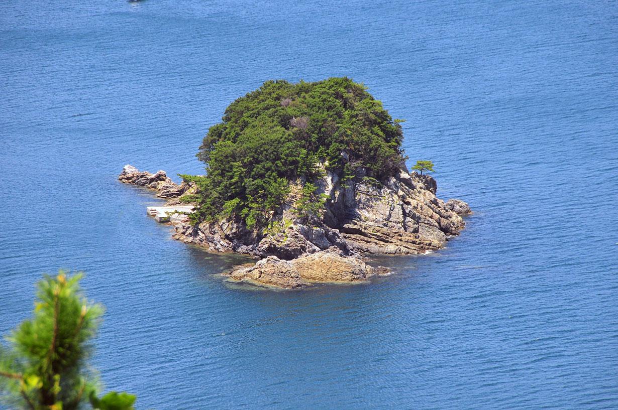 青い海と空 (大分県津久見市) 壁紙写真_f0172619_13241178.jpg