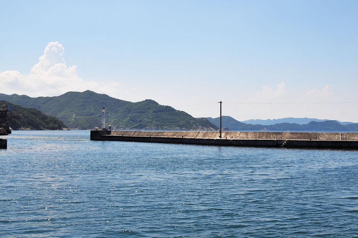 青い海と空 (大分県津久見市) 壁紙写真_f0172619_13264636.jpg