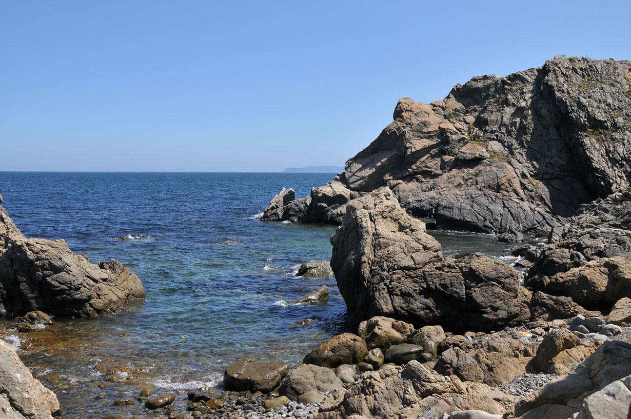 青い海と空 (大分県津久見市) 壁紙写真_f0172619_13272152.jpg
