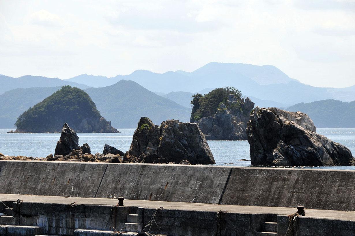 青い海と空 (大分県津久見市) 壁紙写真_f0172619_13274018.jpg