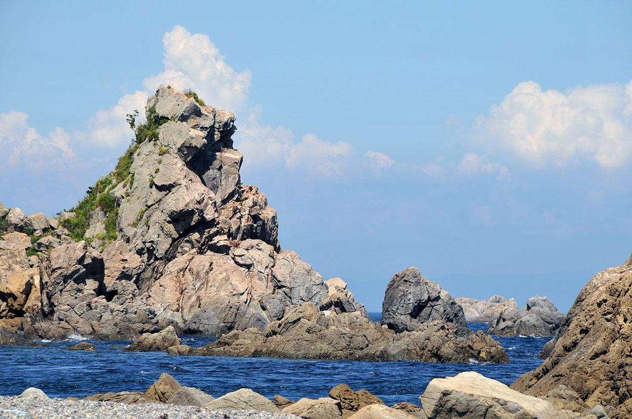 青い海と空 (大分県津久見市) 壁紙写真_f0172619_13275694.jpg