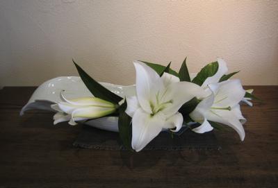 花器にお花を_b0100229_17284451.jpg