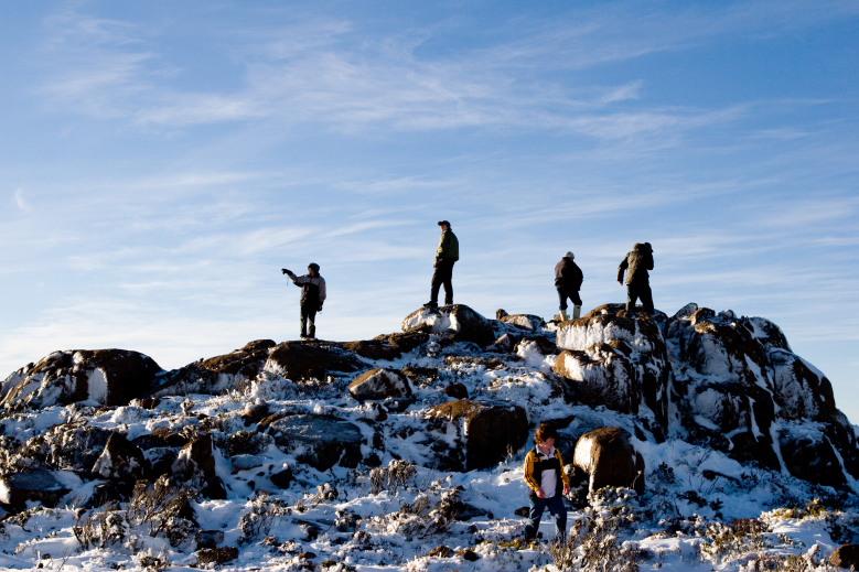 タスマニア冬の風景#5_f0137354_2144181.jpg