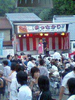 中川西子ども会  神石 夏まっさかり_b0144396_118452.jpg