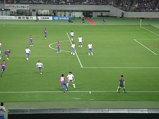FC東京×横浜Fマリノス J1第19節_c0025217_1263572.jpg
