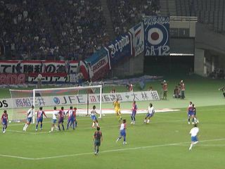 FC東京×横浜Fマリノス J1第19節_c0025217_1264216.jpg
