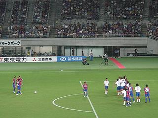 FC東京×横浜Fマリノス J1第19節_c0025217_1265037.jpg