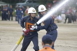消防操法双葉地区大会_d0003224_17234163.jpg